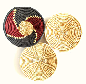 Earthy Woven Baskets Small