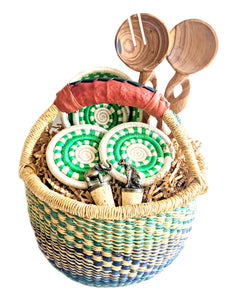 Hostess Gift Basket C