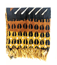 Ombre Mud Cloth Scarf or Runner