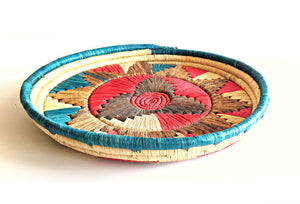 Turquoise Tanzania Serving Tray