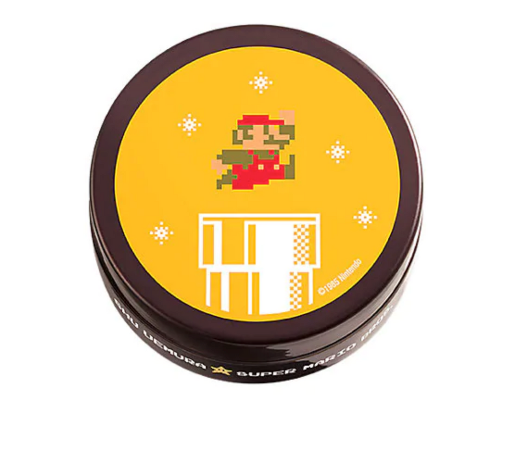 emma chai SHU UEMURA: Art of Hair Master Wax X Super Mario Bros Limited Edition