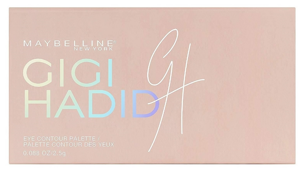 emma chai MAYBELLINE NEW YORK: Gigi Hadid Eye Contour Palette - Eyeshadow - GG01 Warm