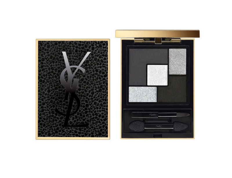 Emma Chai YSL Wild Tuxedo Eyeshadow Palette (Limited Edition)