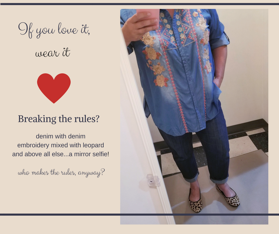 Breaking all the rules…after age 50