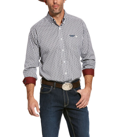 Ariat Relentless Strike Stretch Classic Fit Shirt