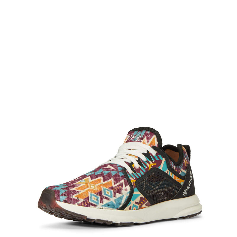 Ariat Fuse Casual Shoes - Multi Aztec