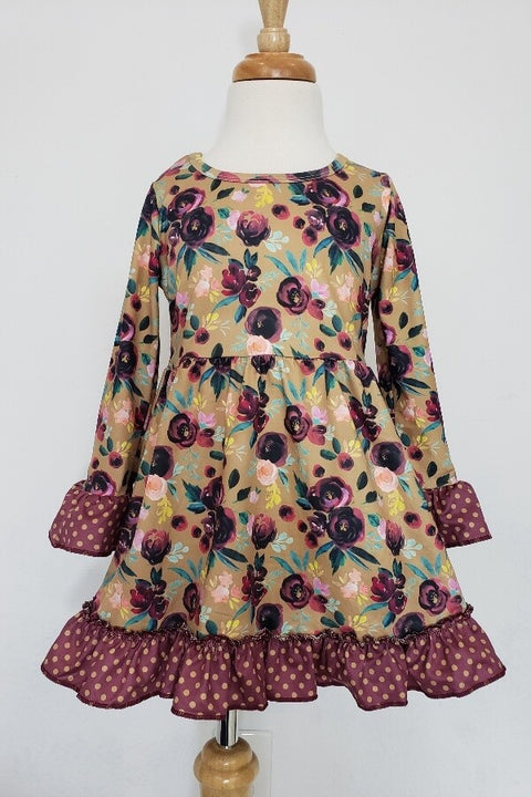 Chateaux Poppy Dress