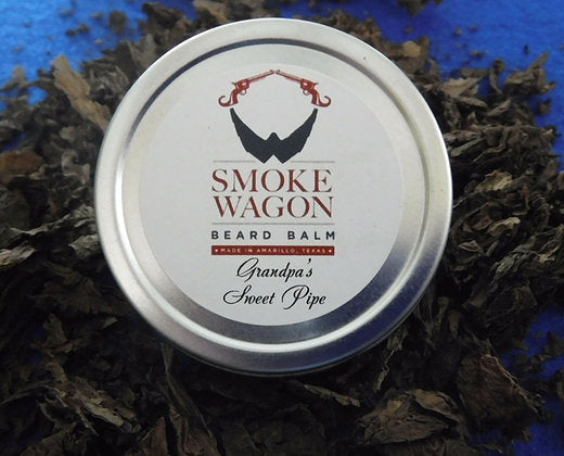 Smoke Wagon Beard Balm