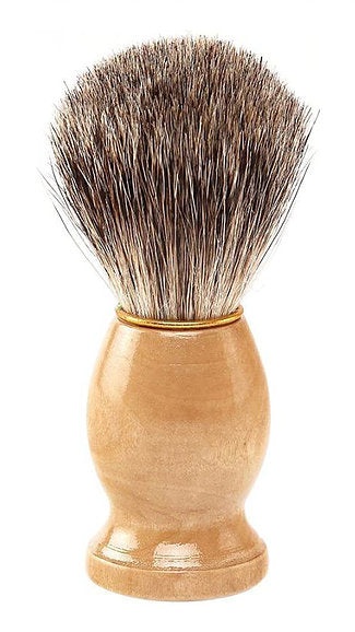 Smoke Wagon Beaver Hair Shaving Brush
