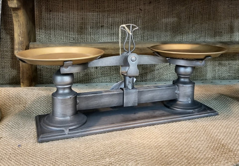 Decorative Mining Office Scale