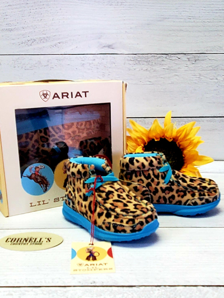 Ariat Toddler Lil' Stompers Celina Spitfire