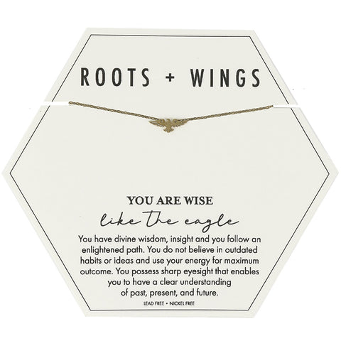 Roots & Wings Necklace Collection