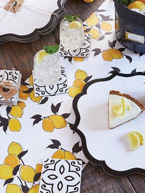 Tablesugar Kraft Paper Table Runner