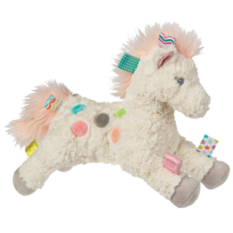 Taggies Painted Pony Soft Toy – 12″