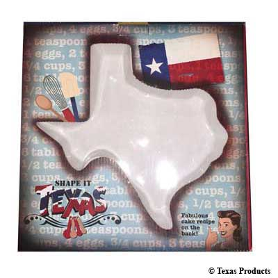 Texas Shaped Baking Dish | Cornell's Country Store