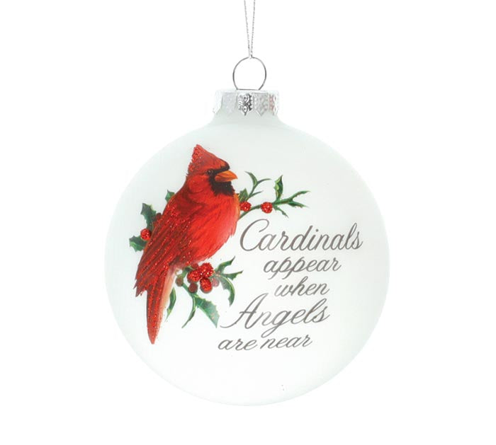 Cardinal Christmas Ornament | Cornell's Country Store