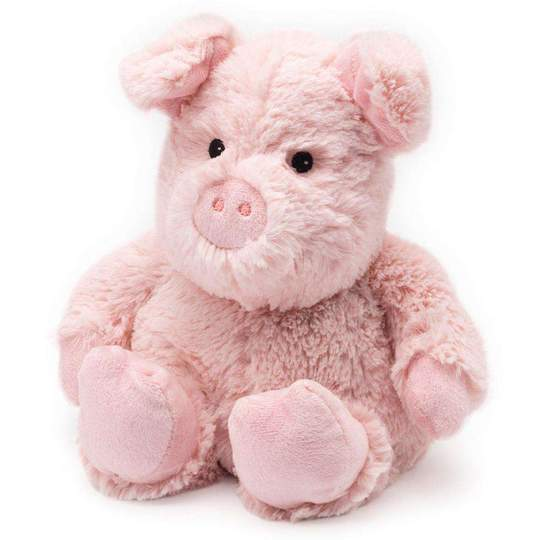 Warmies Plush Pig