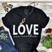 Love One Another Graphic Tee | Cornell's Country Store