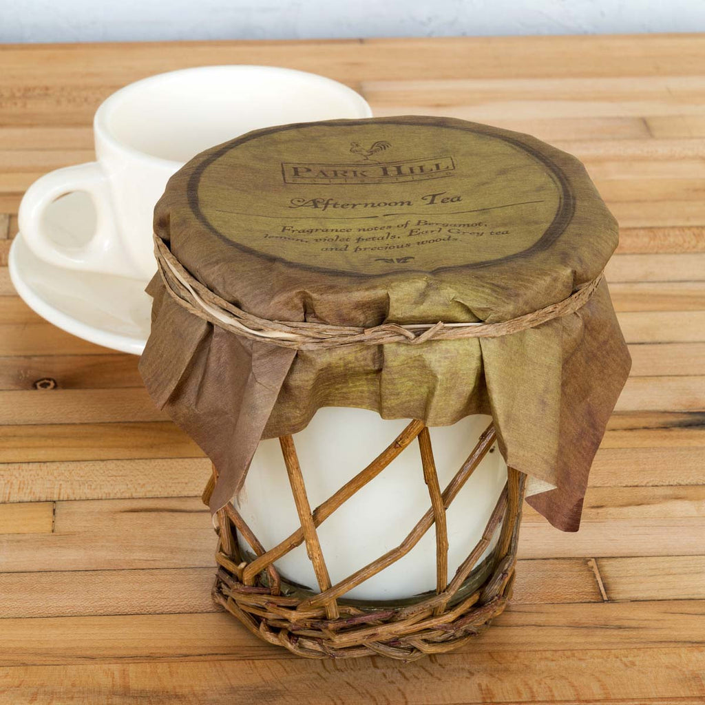Parkhill Collection Afternoon Tea Candle | Cornell's Country Store
