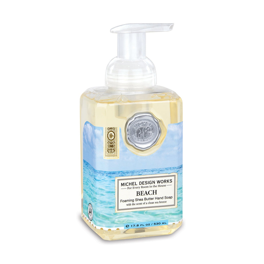 Michel Design Works Foaming Hand Soap Beach | Cornell's Country Store