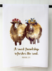 Luxury Flour Sack Towels with Proverbs | Cornell's Country Store