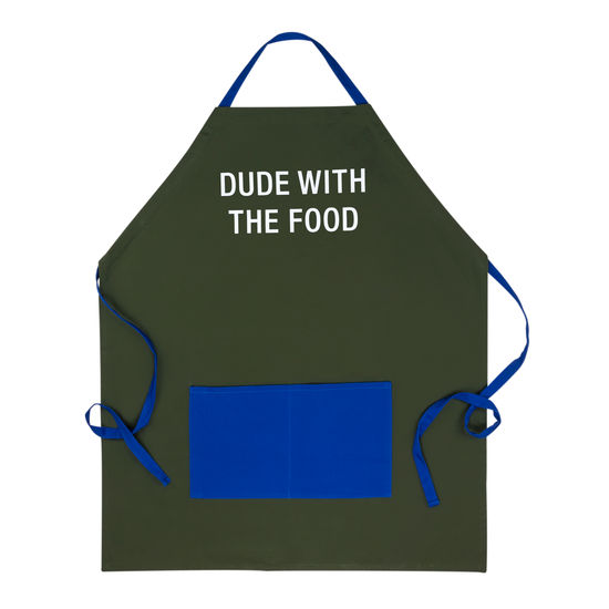Dude With The Food Apron | Cornell's Country Store