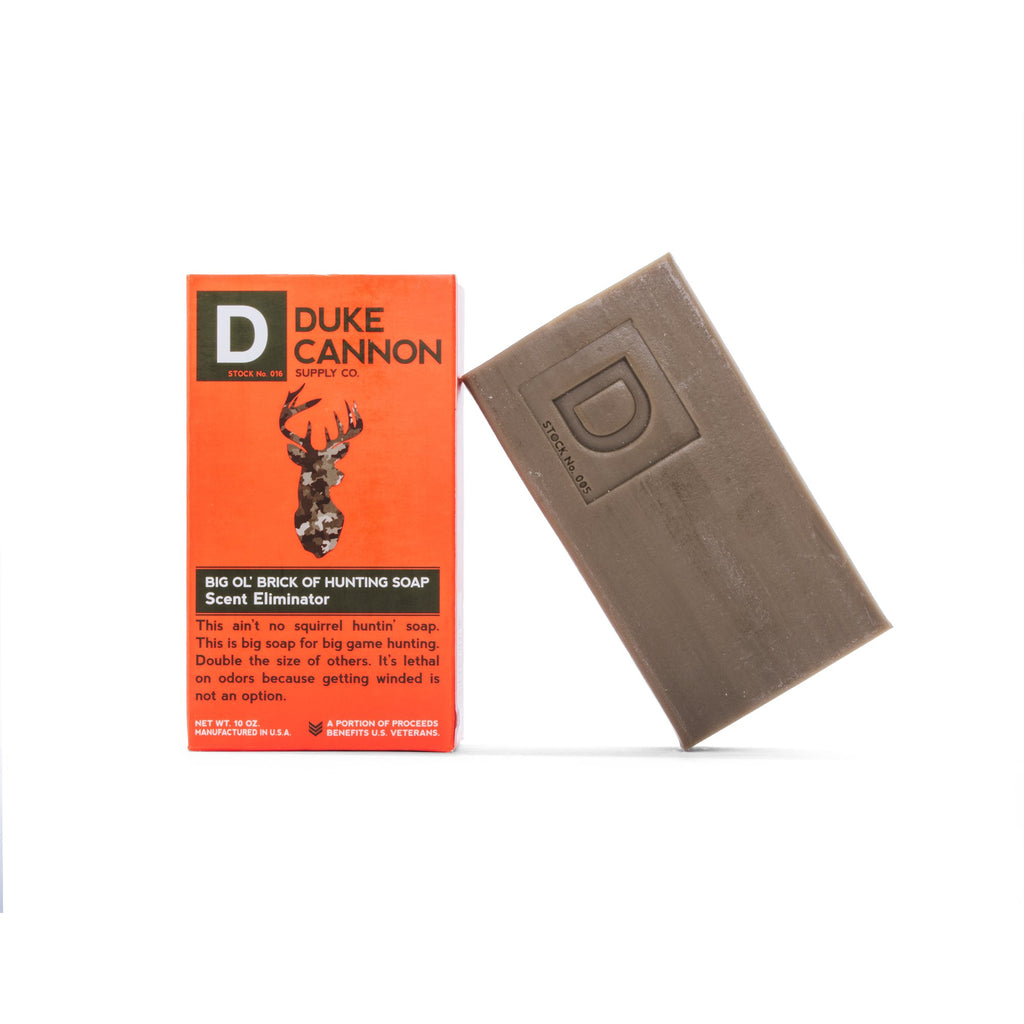 Duke Cannon Big Ol' Brick Of Hunting Soap | Cornell's Country Store