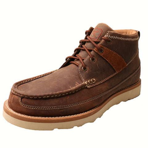 Men's Twisted X Casual Shoe - Oiled Saddle
