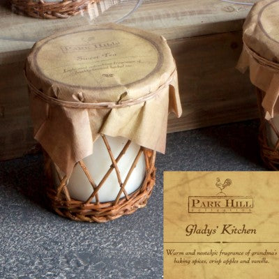 Park Hill Collection Gladys' Kitchen Candle | Cornell's Country Store