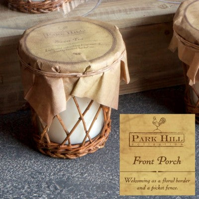 Front Porch Candles