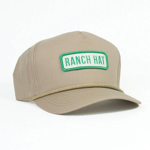 Dale Brisby Ranch Hat Precurved Cap