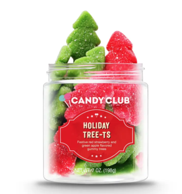 Candy Club Premium Candy Christmas Collection