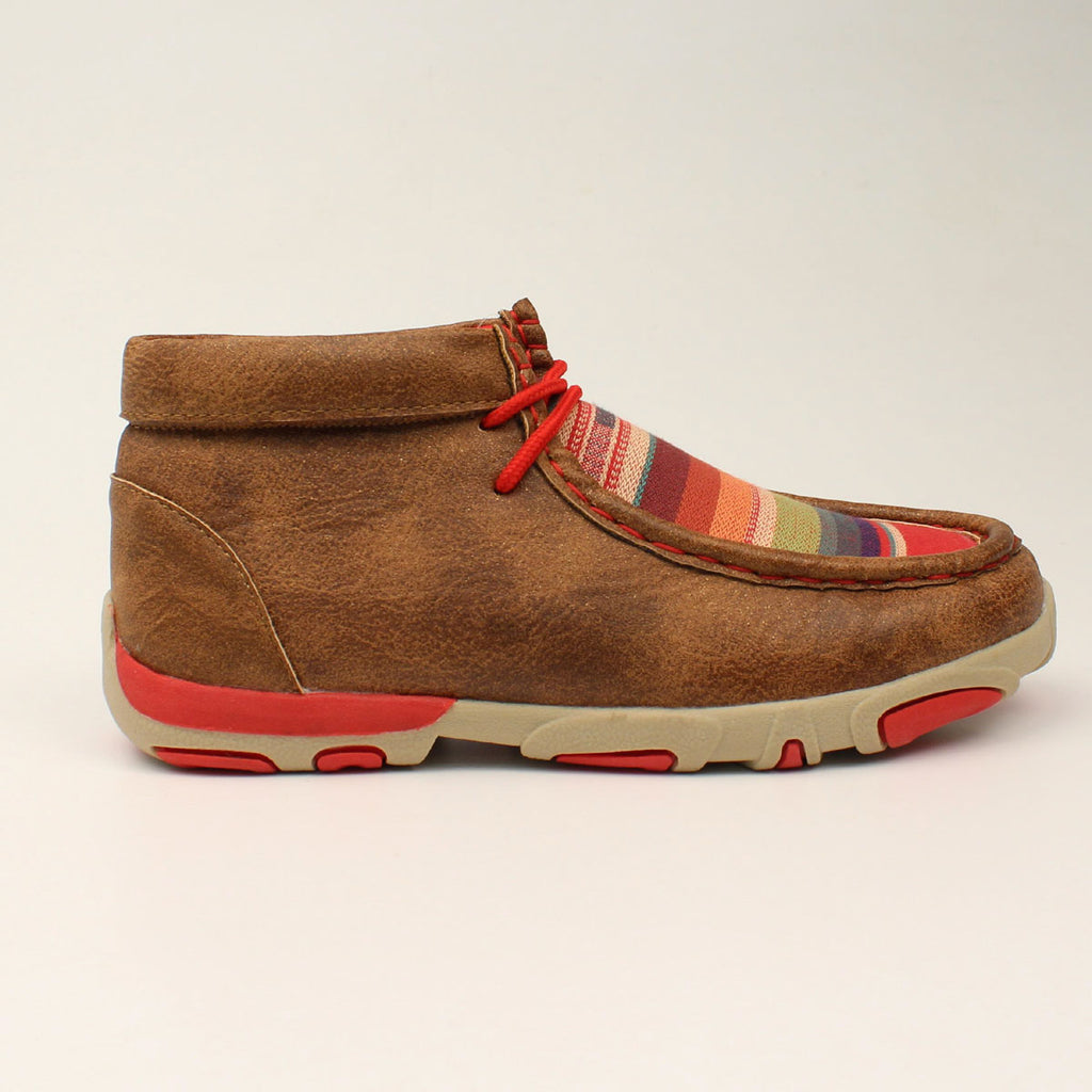 Twister Child's Casual Serape Chukka Shoes