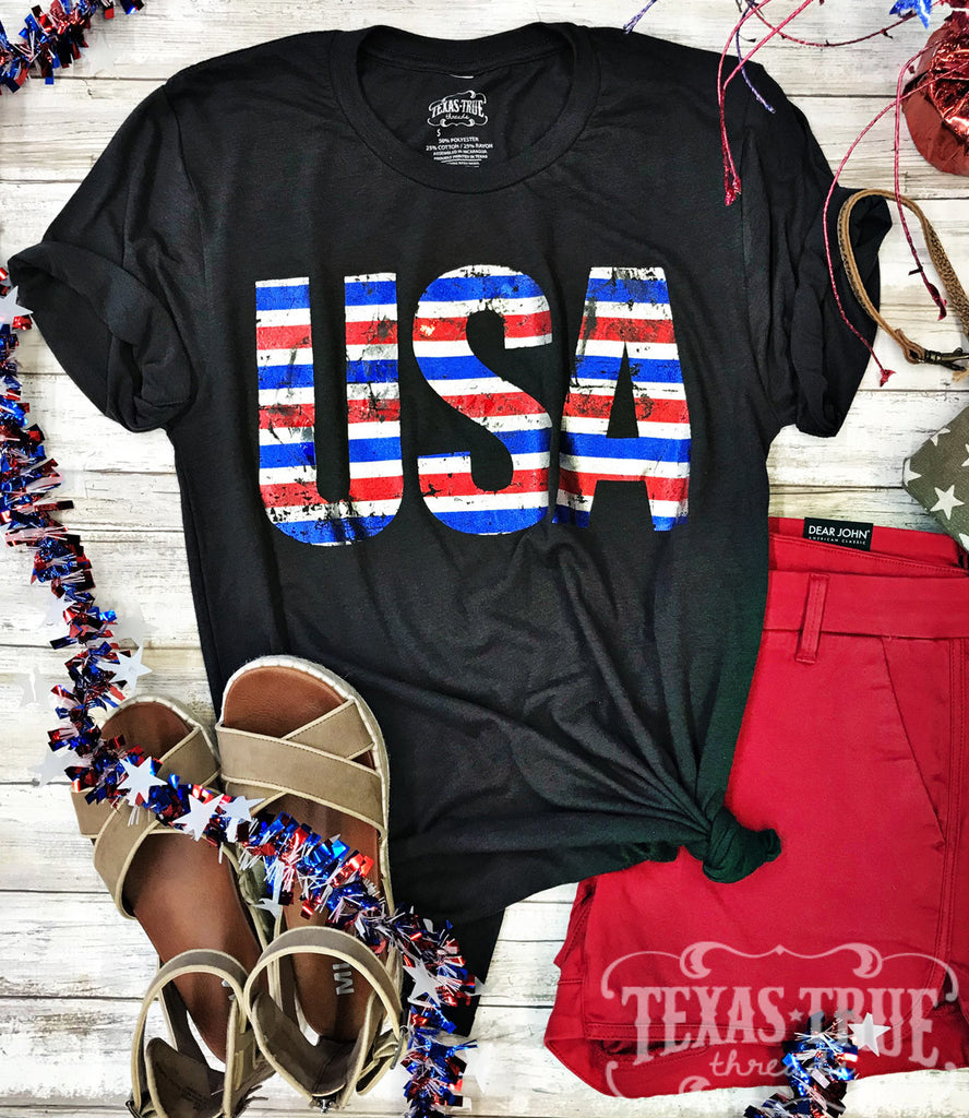 USA Graphic Tees | Cornell's Country Store