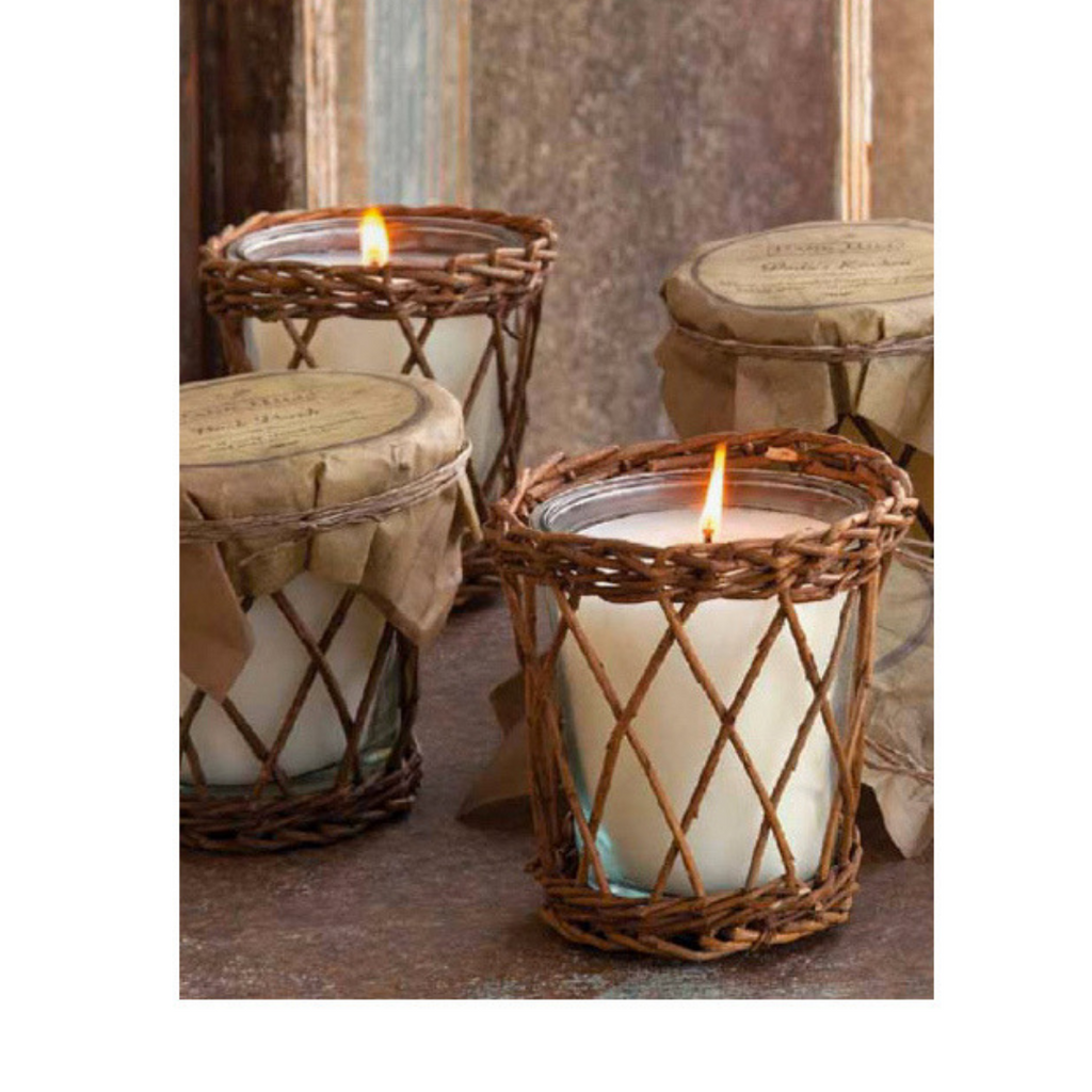Parkhill Collection Tall Cotton Candles