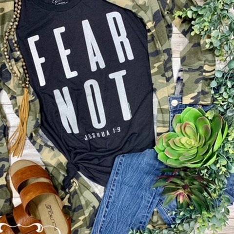 Fear Not Graphic Tees | Cornell's Country Store