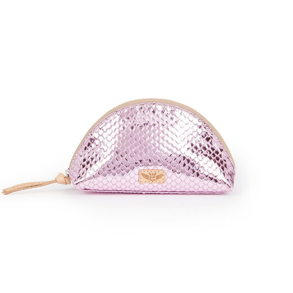 Consuela Bags Elle Pink Cosmetic Bag | Cornell's Country Store