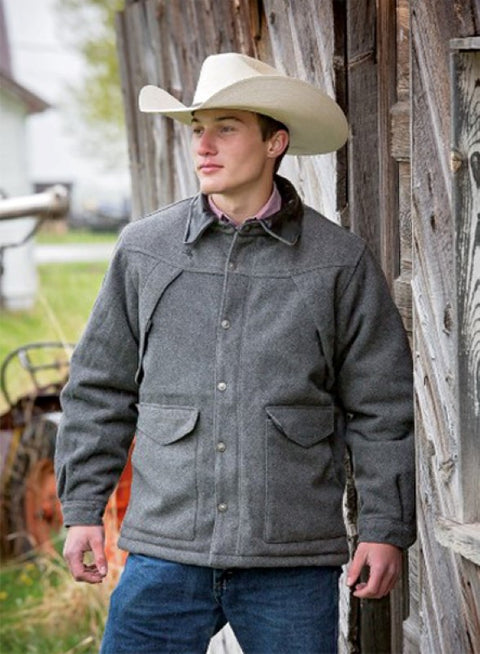 Wyoming Traders Wool Ranch Coat