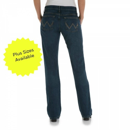 Wrangler Q Baby Ultimate Riding Jeans WRQ20TB