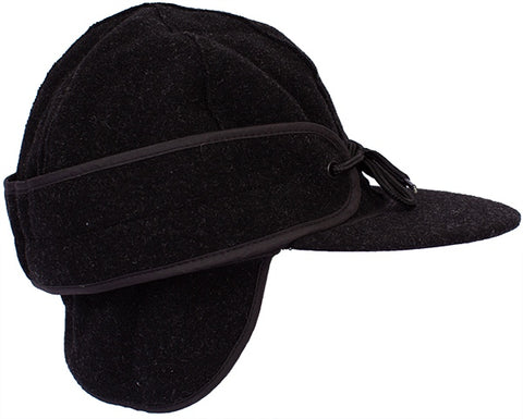 Wyoming Traders Wool Ear Flap Cap
