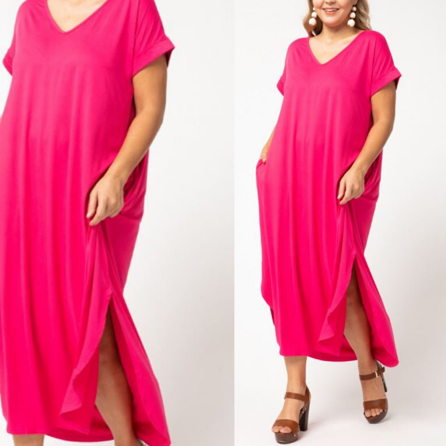 Everyday Comfy Maxi | Cornell's Country Store