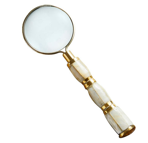 Mini Pearl Handle Magnifying Glass | Cornell's Country Store