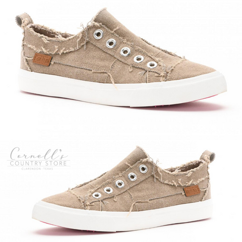 Corkys Footwear Babalu Taupe Sneakers | Cornell's Country Store