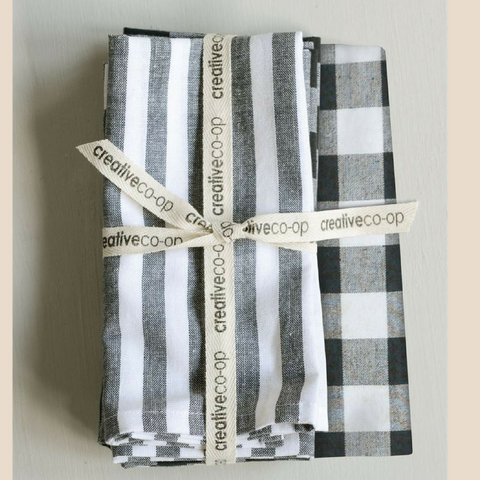 Cotton Napkins Set of Four