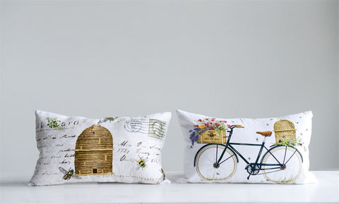 Beehive Pillows