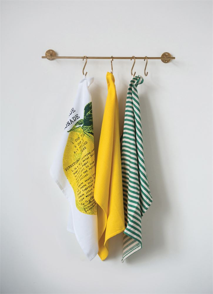 Lemonade Love Cotton Tea Towels