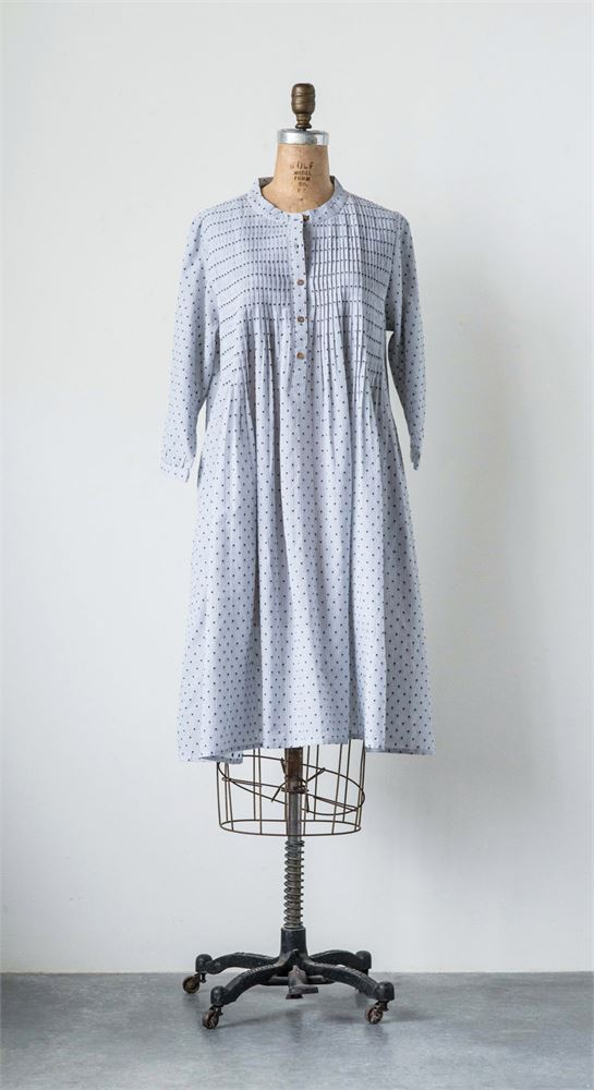 Cathy Cotton Dobby Dress / Tunic