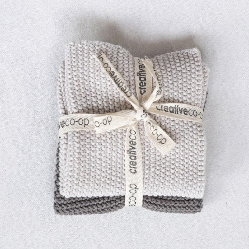Cotton Knit Dish Cloths | Cornell's Country Store