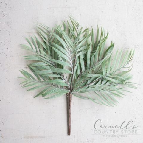 Faux Bamboo Leaves | Cornell's Country Store