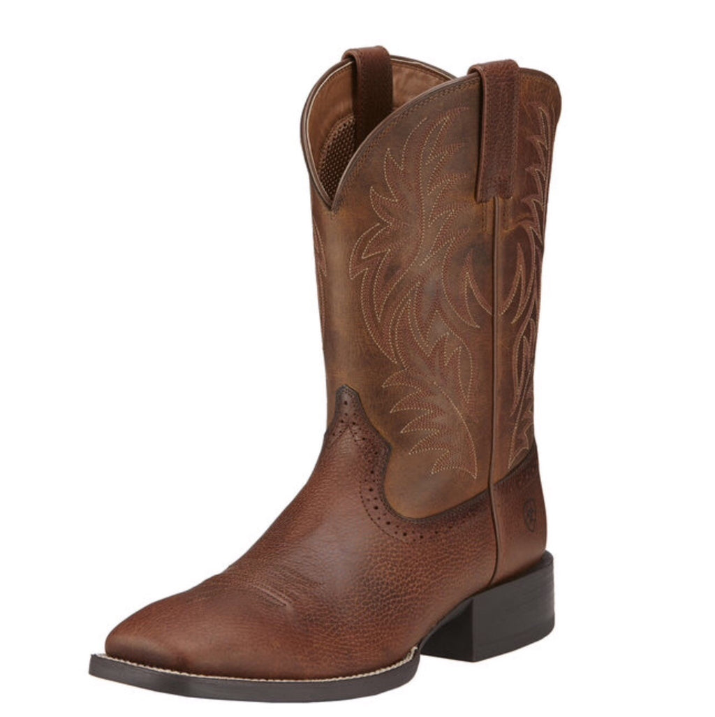Ariat Sport Wide Square Toe Western Boot